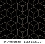abstract seamless geometric... | Shutterstock .eps vector #1165182172