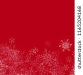 Vector Red Christmas Backgroun...