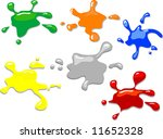 vector illustration of colored... | Shutterstock .eps vector #11652328