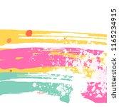 vector decorative abstract...   Shutterstock .eps vector #1165234915