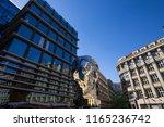 prague  czech republic   may 7  ... | Shutterstock . vector #1165236742