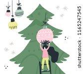 flat style vector illustration... | Shutterstock .eps vector #1165247545
