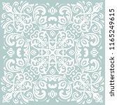 elegant ornament in classic... | Shutterstock . vector #1165249615