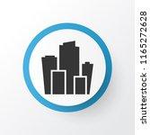 city icon symbol. premium...   Shutterstock .eps vector #1165272628