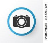 photo icon symbol. premium... | Shutterstock .eps vector #1165280125