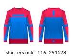 templates of sportswear designs ...   Shutterstock .eps vector #1165291528