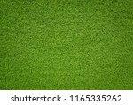 artificial grass background   Shutterstock . vector #1165335262