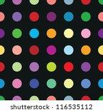 polkadots | Shutterstock .eps vector #116535112