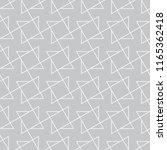 vector seamless pattern.... | Shutterstock .eps vector #1165362418