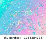 unicorn background with rainbow ...   Shutterstock .eps vector #1165384135