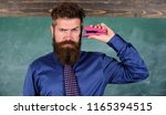 Hipster teacher formal wear...