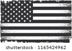 us flag.vector grunge usa flag.   Shutterstock .eps vector #1165424962