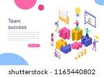 modern flat design isometric... | Shutterstock .eps vector #1165440802
