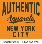 athletic slogan  typography ... | Shutterstock .eps vector #1165465498