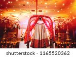 indian  pakistani bridal... | Shutterstock . vector #1165520362