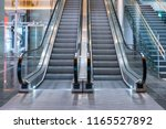Modern Luxury Escalators With...