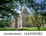 texas state capitol austin  tx | Shutterstock . vector #1165539382