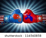 American Election Fight As...