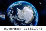 planet earth. this image... | Shutterstock . vector #1165617748
