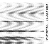 black and white grunge stripe... | Shutterstock .eps vector #1165651885