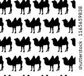 camel raster repeat pattern | Shutterstock . vector #1165659838