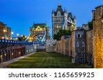 tower of london  tower  london  ... | Shutterstock . vector #1165659925