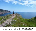 man taking a photo on his... | Shutterstock . vector #1165676785