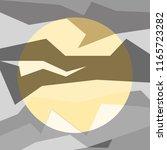 abstract vector illustration... | Shutterstock .eps vector #1165723282