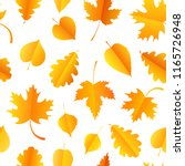 seamless pattern with colorful... | Shutterstock .eps vector #1165726948