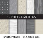 10 different beautiful classic... | Shutterstock .eps vector #1165831138