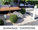 neat and tidy garden | Shutterstock . vector #1165932568