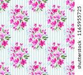 magnificent gentle pink flowers ...   Shutterstock . vector #1165955725