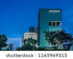 singapore   jul 15  2018 ... | Shutterstock . vector #1165969315