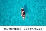 aerial drone bird's eye view... | Shutterstock . vector #1165976218