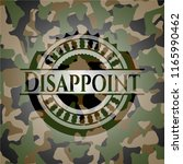 disappoint camouflaged emblem   Shutterstock .eps vector #1165990462