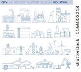 line art vol 2. original line... | Shutterstock .eps vector #1166003218