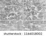 light gray wall texture. grunge ...   Shutterstock . vector #1166018002