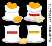 vector illustration logo for... | Shutterstock .eps vector #1166031742