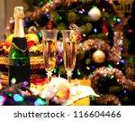 new year celebration | Shutterstock . vector #116604466