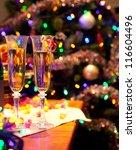 new year celebration | Shutterstock . vector #116604496