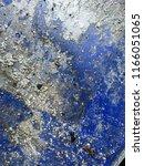 the old metal blue barrel.... | Shutterstock . vector #1166051065