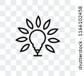 illumination vector icon... | Shutterstock .eps vector #1166102458