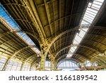 a view of the vitebsky railway... | Shutterstock . vector #1166189542