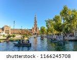 seville andalucia   spain   08... | Shutterstock . vector #1166245708