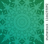 beautiful hand drawn indian... | Shutterstock . vector #1166255092