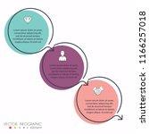 vector info graphics for your... | Shutterstock .eps vector #1166257018