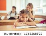 student and school | Shutterstock . vector #1166268922