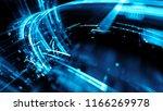 3d render abstract background... | Shutterstock . vector #1166269978
