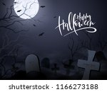 vector illustration with design ... | Shutterstock .eps vector #1166273188