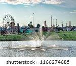 geddes  new york  usa. august... | Shutterstock . vector #1166274685